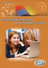 Informatikai ismeretek a 6. évfolyam részére (1. kiadás)