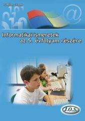 Informatikai ismeretek az 5. évfolyam részére