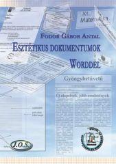 Esztétikus dokumentumok Worddel